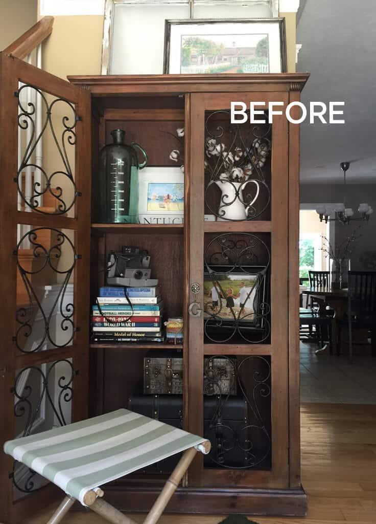 greco design_cabinet before