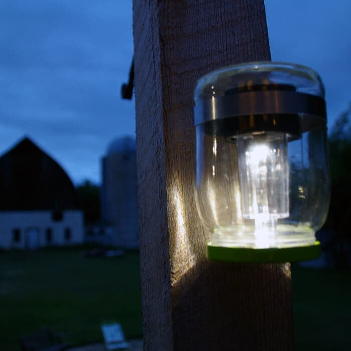 How to Make Solar Lights out of Mason Jars