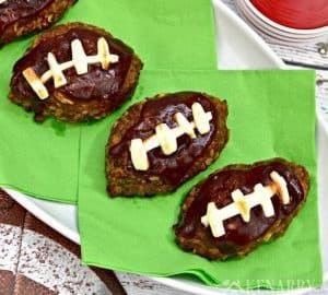Football Food - cover