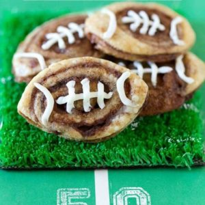 Football Shaped Food Ideas for Game Day