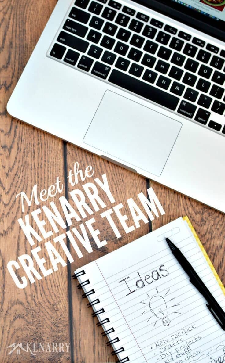 Meet the 2016-17 Creative Team at Kenarry: Ideas for the Home