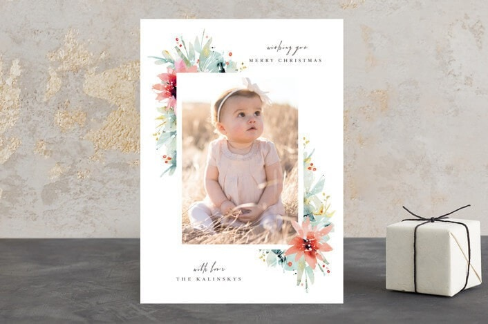 Watercolor Florals by Lori Wemple on Minted