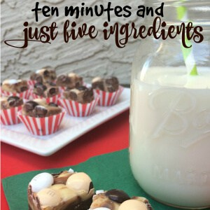 Ten Minute Hot Chocolate Fudge by Trish Sutton