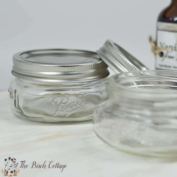 Vanilla Pumpkin Pie Spice Sugar Scrub by The Birch Cottage
