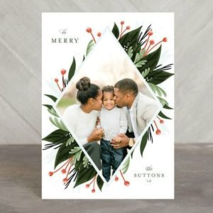 Easy to Customize Holiday Card and Gift Ideas