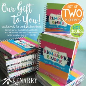 Our Gift to You: Exclusive Offer for Kenarry Readers