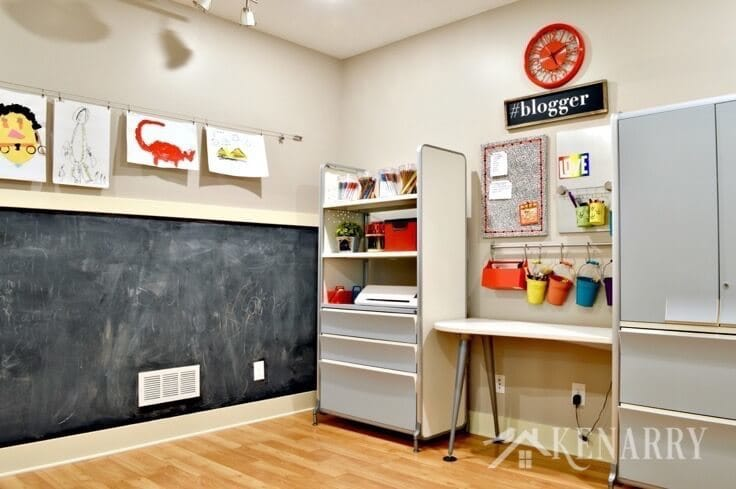 Is Your Craft Room Out Of Control? These Easy And Creative Ideas For Craft  Room