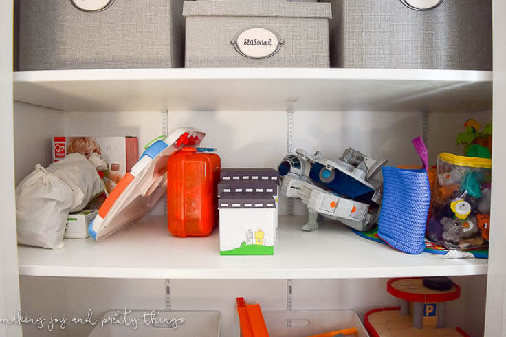 Learn How To Organize All Of Your Kidsu0027 Toys And Clothes With A Few Simple