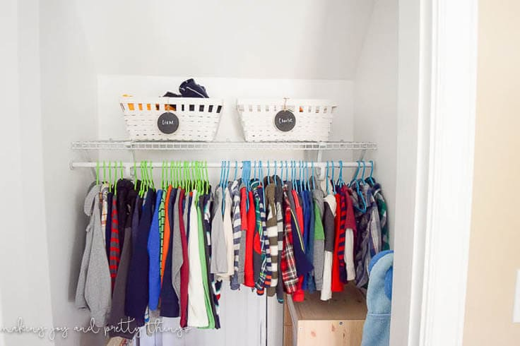 Simple closet ideas for kids Room Learn How To Organize All Of Your Kids Toys And Clothes With Few Simple Kenarry How To Organize Your Kids Closet
