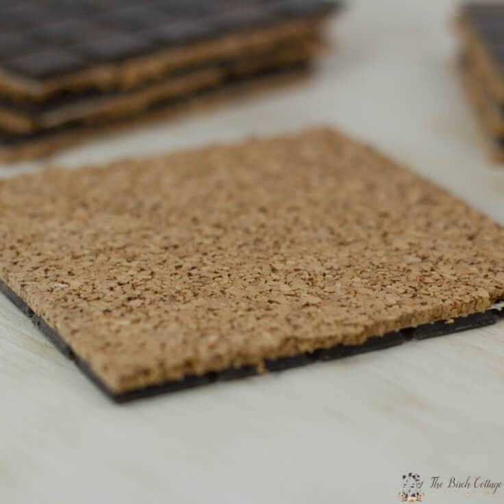 Easy To Make Diy Tile Coasters From 12 Ceramic Tiles