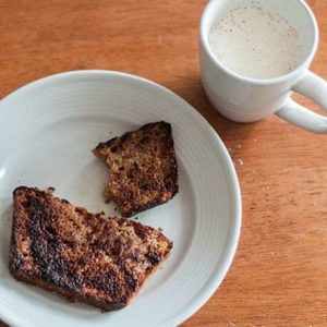 Old Fashioned Cinnamon Toast: A Quick Breakfast Idea