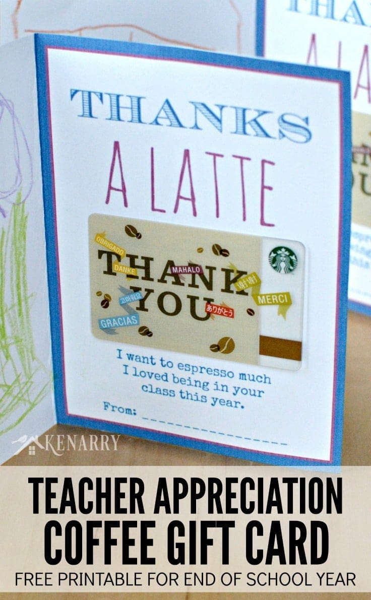 photograph relating to Teacher Appreciation Cards Printable named Printable Instructor Appreciation Card for the Finish of Faculty