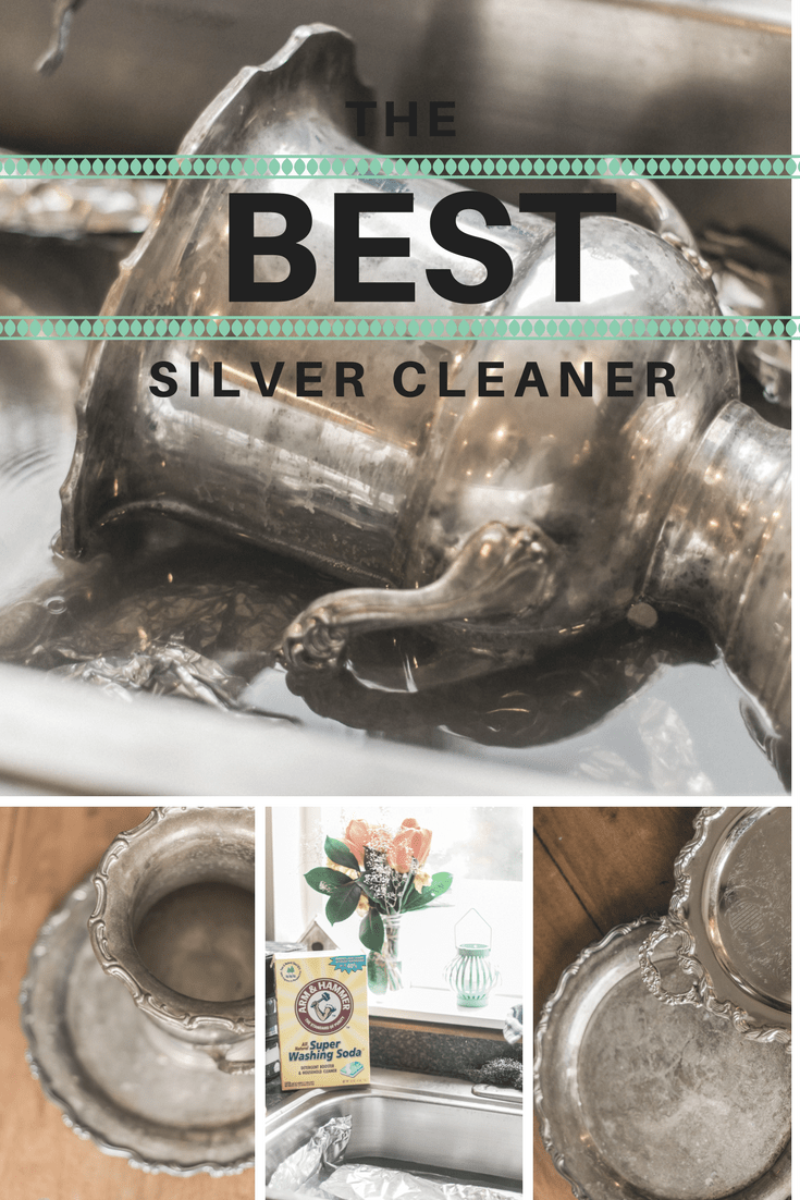 The absolute BEST silver cleaner.