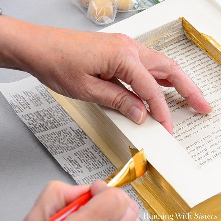 DIY Jewelry Box: Turn A Vintage Book Into A Jewelry Box