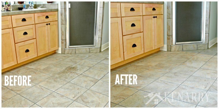Remove Hairspray From Ceramic Tile Floor