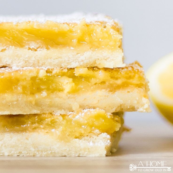 Irresistible Lemon Bars Recipe: The Perfect Summer Dessert