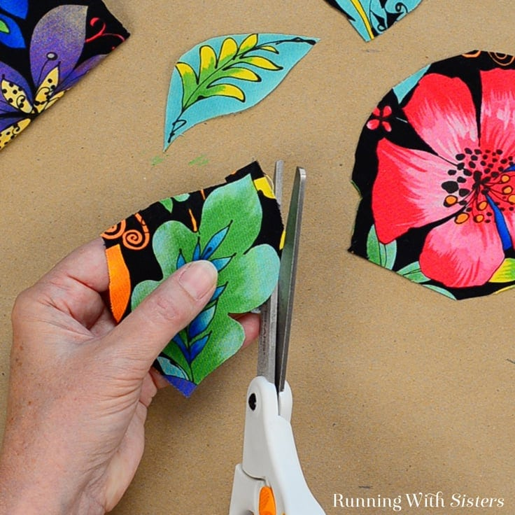 Make a floral birdhouse! We'll show you how to decoupage with fabric and Mod Podge to make this pretty gift craft!