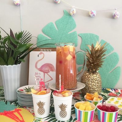 Tiki Punch for Tropical Party