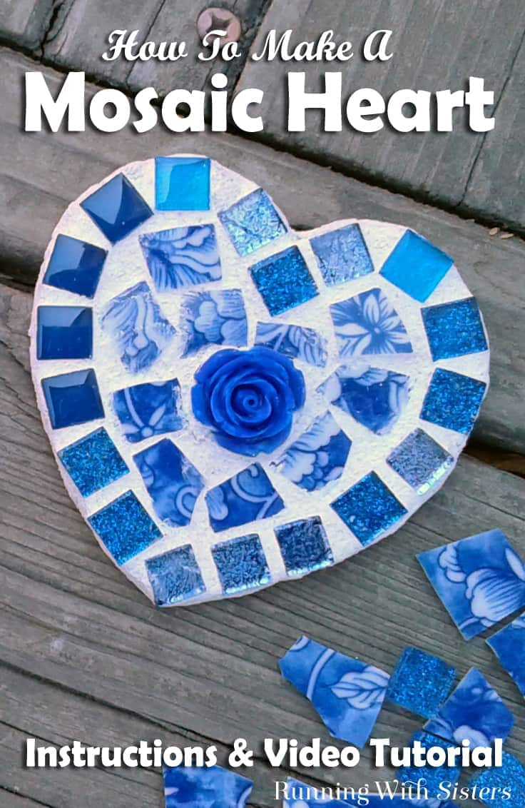 Easy Mosaic Project How To Make A