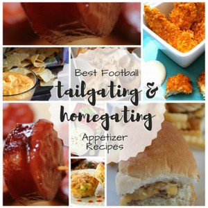 Tailgating & Homgating Recipes, TrishSutton.com