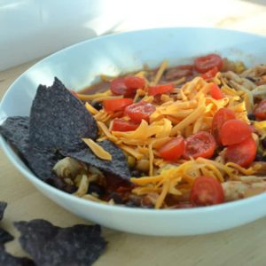 Crock Pot Chicken Taco Soup Recipe