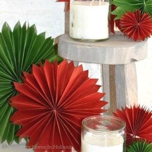 paper pinwheel fan instuctions