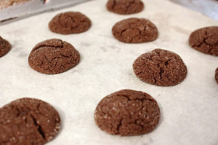 sparkly-chocolate-fudge-cookies-baked