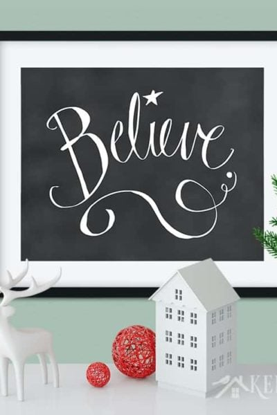 With the Christmas printables collection from Ideas for the Home by Kenarry®, you can easily update your home decor for the holiday season. Each of the 21 prints in this collection is available as digital printable art on Etsy.