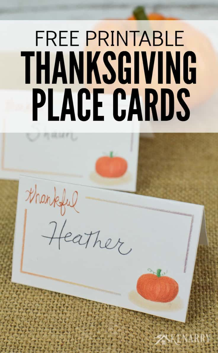 Thanksgiving Table Decor 5 Easy Holiday Ideas Free