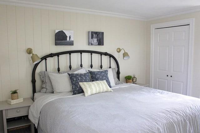 farmhouse-master-bedroom-diy-brass-lamps