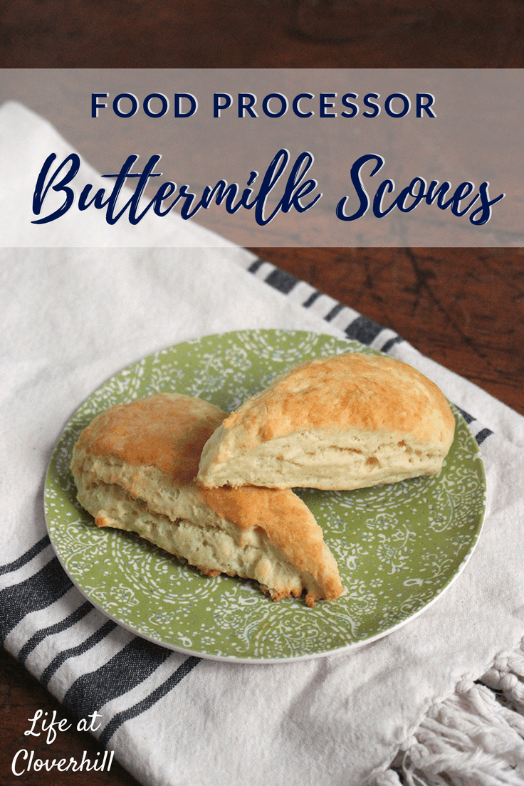 Food processor buttermilk scones easy breakfast recipe kenarry food processor buttermilk scones forumfinder Images