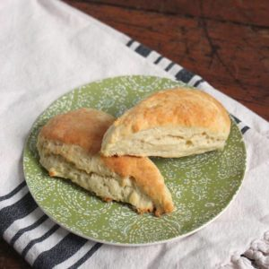 Food Processor Buttermilk Scones