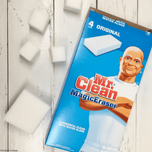 100 Cleaning Ideas and Uses for Mr. Clean Magic Eraser