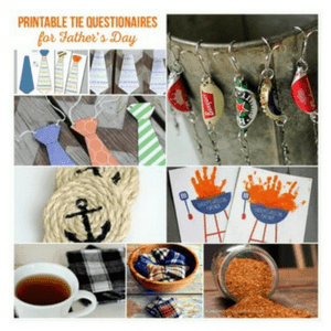 7 DIY Gift Ideas for Father's Day from The Birch Cottage