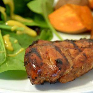 Barbecued Teriyaki Chicken Marinade: Easy Grilling Idea