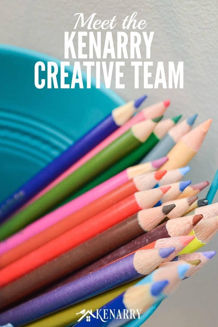 Meet the 2018-19 Kenarry Creative Team