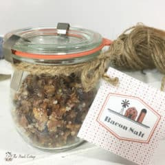 Bacon Salt Recipe by The Birch Cottage