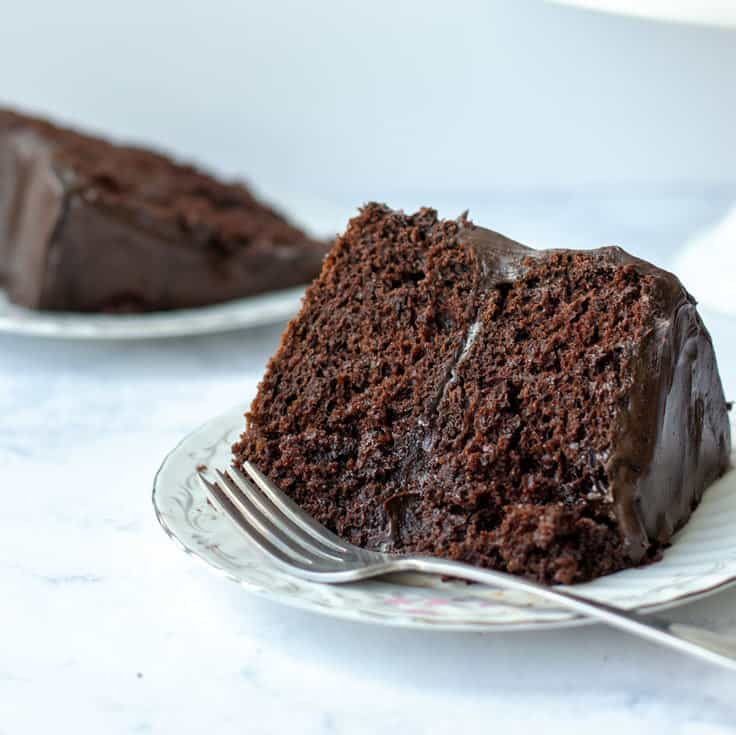 The Ultimate Chocolate Cake Recipe from a Box