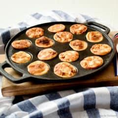 traditional dutch poffertjes recipe