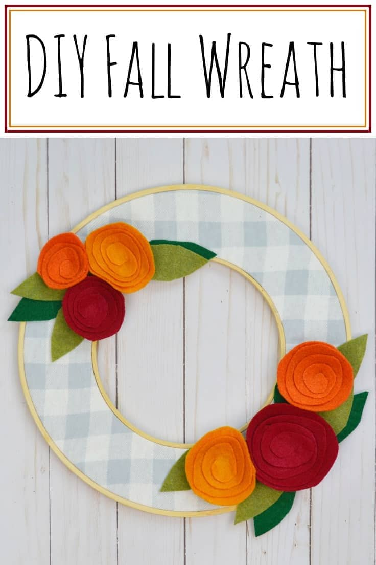 DIY Fall Wreath That\'s Easy and Inexpensive to Make | Kenarry