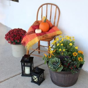 5 Ways to Use Natural Elements to Decorate for Fall