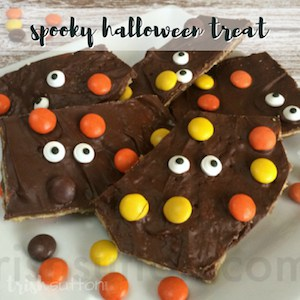 Spooky Halloween Treat; TrishSutton.com