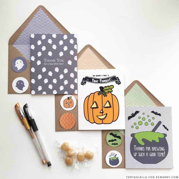 photo relating to Printable Halloween Cards named Do-it-yourself Printable Halloween Playing cards Strategies for the Property