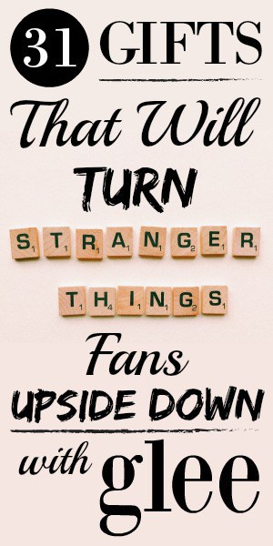 A gift guide for Stranger Things fans