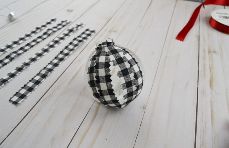 easy Christmas ornament to make