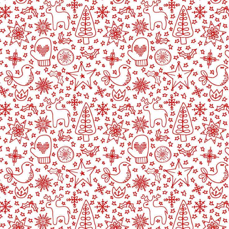 graphic about Printable Christmas Wrapping Paper known as Printable Xmas Wrapping Paper : Totally free Obtain Plans