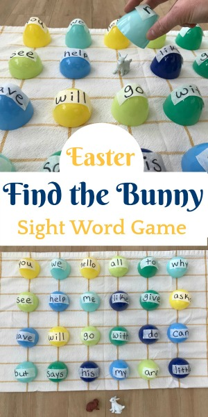 A fun Easter egg game