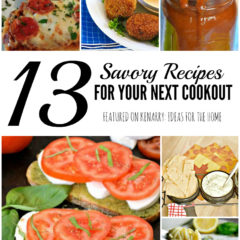 Try one of these fail-proof cookout recipe ideas for your next BBQ or party. All of them are crowd-pleasers and super easy!
