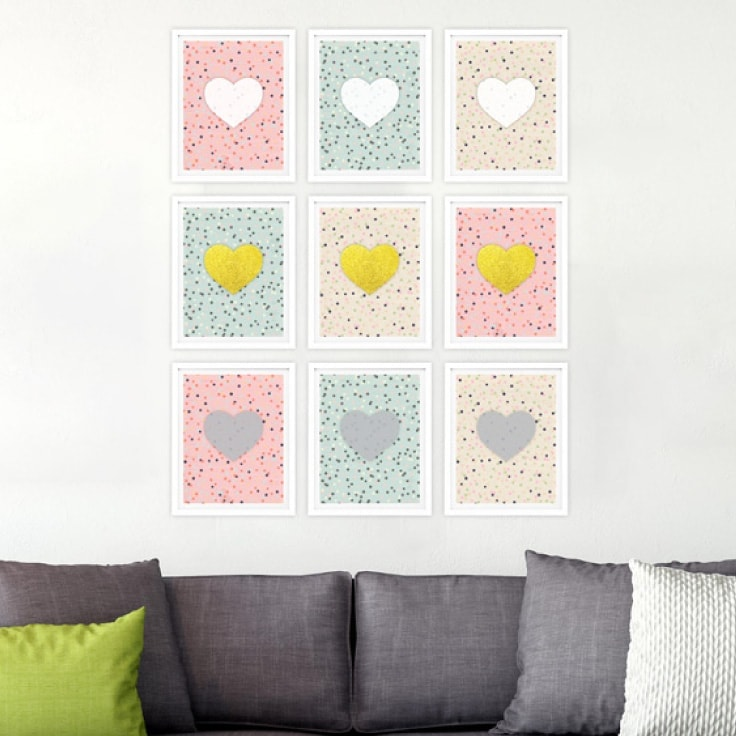 Printable Art for Home Decor: Free Download