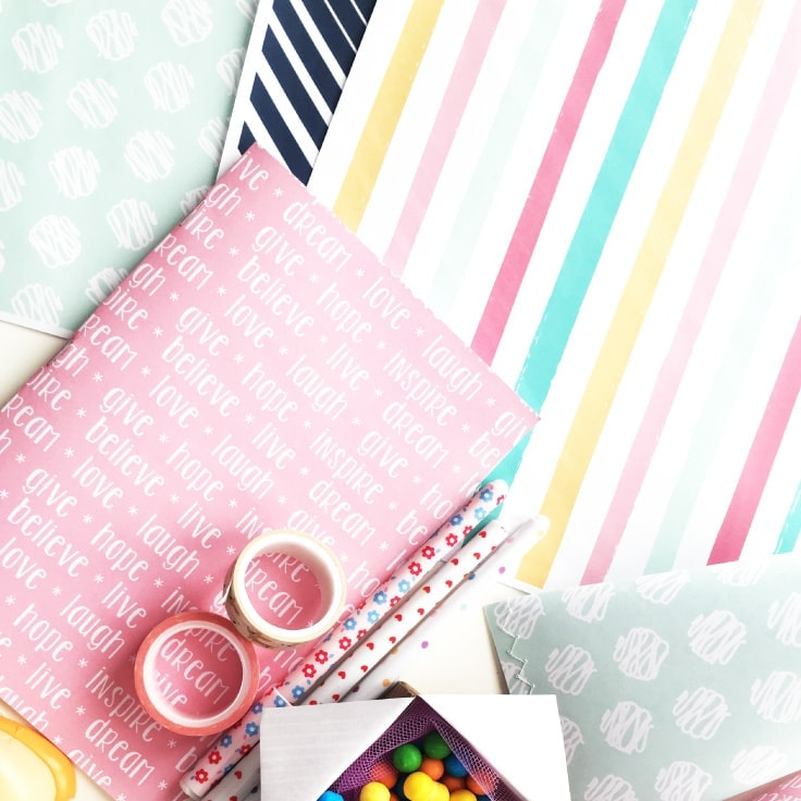 Paper Crafts with Printables: Free Download